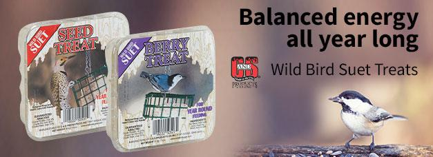 C&S Wild Bird Feed