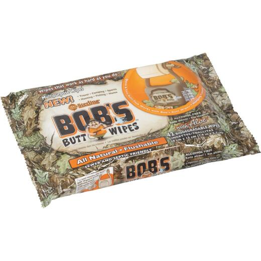 Sterling Bob's Butt Wipes (42-Count)